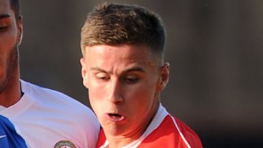 Ryan Colclough: Facing a spell on the sidelines