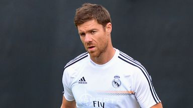 Xabi Alonso: Real Madrid midfielder open to MLS move