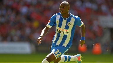 Marc-Antoine Fortune: Spurned a few chances
