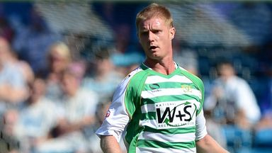 Alan Tate: Off to Aberdeen