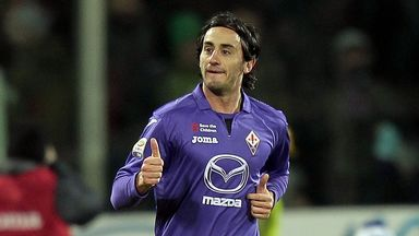 Alberto Aquilani: Disappointed with the draw