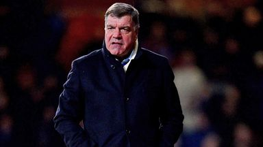 Sam Allardyce: West Ham boss unhappy with defending against Manchester City