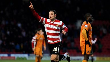 Billy Sharp: Hoping for permanent deal with Doncaster
