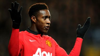 Danny Welbeck: David Moyes insists he has a role to play at United