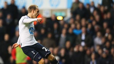 Christian Eriksen: Not interested in moving from Tottenham