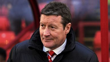Danny Wilson: Pleased with battling performance