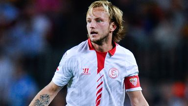 Ivan Rakitic: Moved from Sevilla to Barcelona earlier this summer