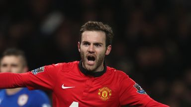 Juan Mata: Team-mate Phil Jones thinks his arrival will be the catalyst for an upturn in United's fortunes