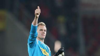 Marc-Andre ter Stegen: Goalkeeper is leaving Borussia Monchengladbach
