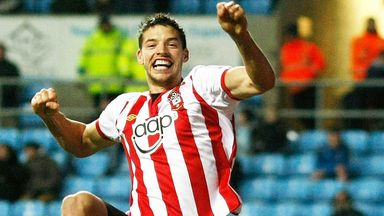 Aaron Martin: Former Southampton defender has joined Birmingham on loan
