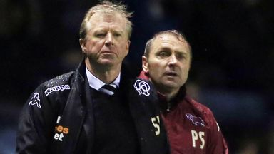 Steve McClaren and Paul Simpson have let Kalifa Cisse leave