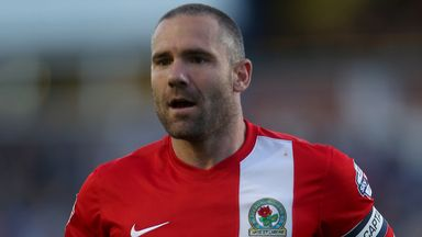 David Dunn: Yet to be offered new Blackburn contract