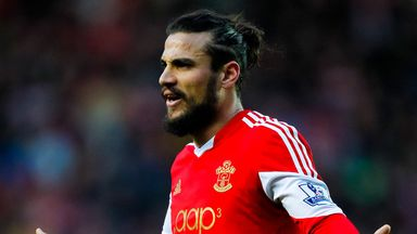 Dani Osvaldo: Southampton record signing released