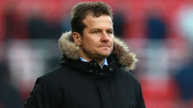 Mark Cooper: Prepared to take the blame for defeat