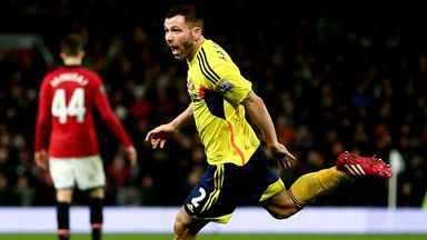 Phil Bardsley: Hoping for positive ending to league and cup campaigns