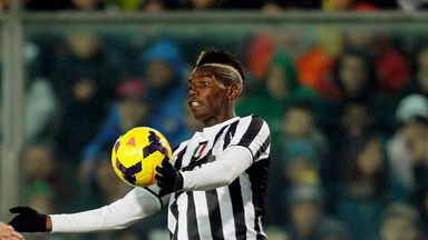 Paul Pogba: Juventus midfielder focused on playing