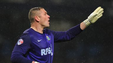 Paul Robinson: Frustrated at Blackburn