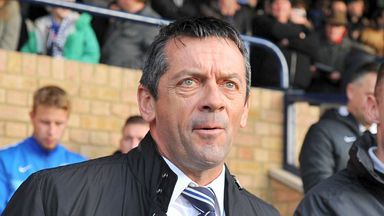 Phil Brown: Southend hard work paid off