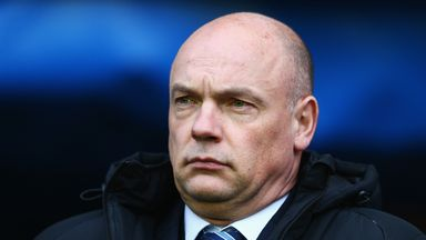 Uwe Rosler: Happy with squad depth