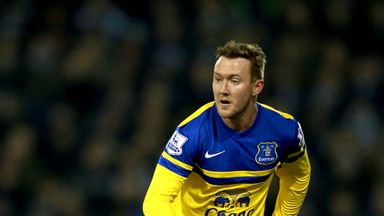Aiden McGeady: Still believes Everton can close gap on top-four rivals