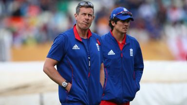 Ashley Giles: The bookies' favourite to replace Andy Flower