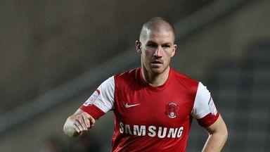 Ben Chorley: Former Leyton Orient defender has joined Portsmouth