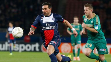 Ezequiel Lavezzi: Could be on his way back to Italy