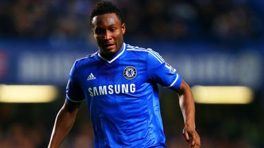 Jon Obi Mikel: Seemingly admired by Inter Milan