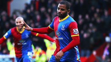 Jason Puncheon: Taking the blame for mistake against Southampton
