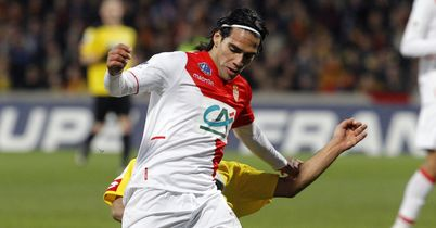 Falcao in confident mood