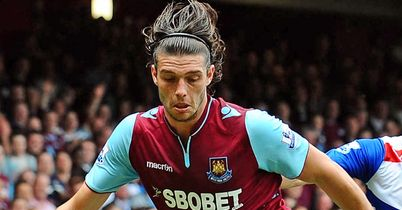 Andy Carroll: Could return to the West Ham side following long injury lay-off