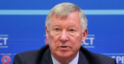Sir Alex Ferguson: Former Manchester United boss enjoying tight title race