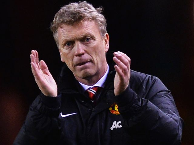 David Moyes: Pointed to the performance of the ref
