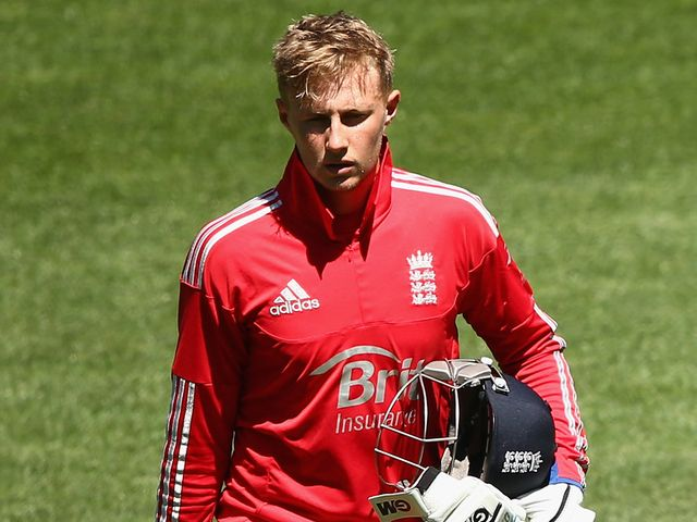Joe Root: Captaining Yorkshire at Lord's this week