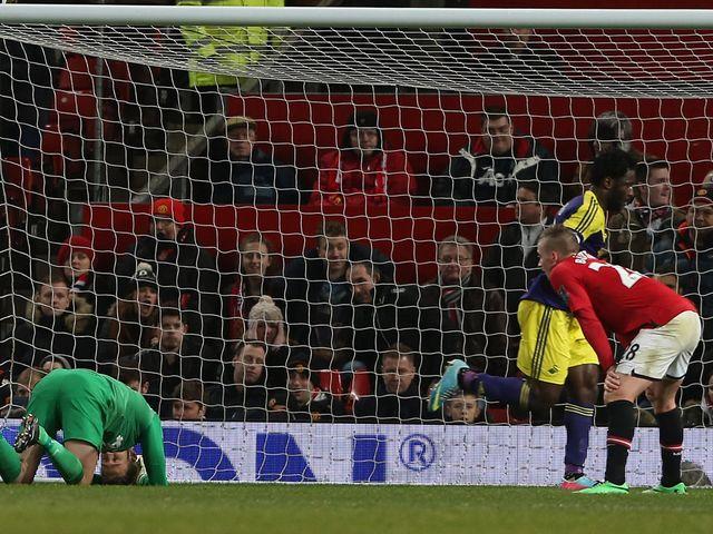 Wilfried Bony scores a last-gasp winning goal