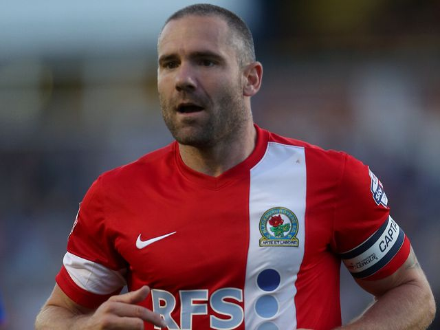 David Dunn: Scored for Blackburn