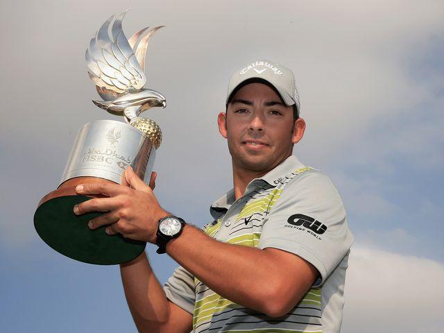 Pablo Larrazabal: Victory in Abu Dhabi