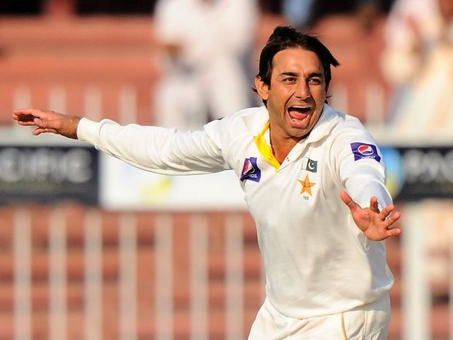 Saeed Ajmal impressed