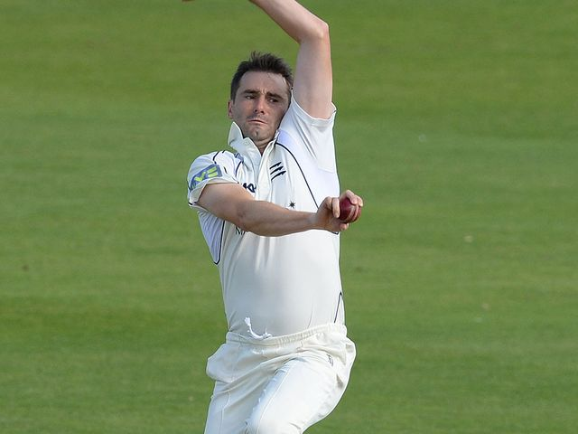 Tim Murtagh: Claimed six wickets for Middlesex