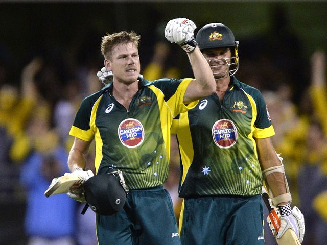 James Faulkner: late heroics with the bat for Rajasthan Royals