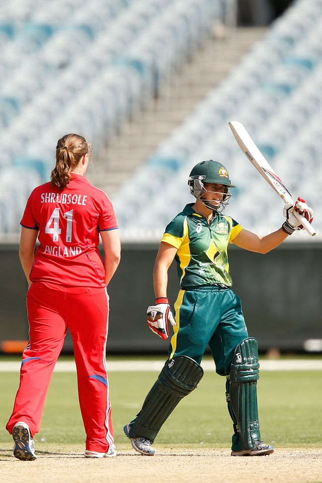 Nicole Bolton: Bagged ton on ODI debut