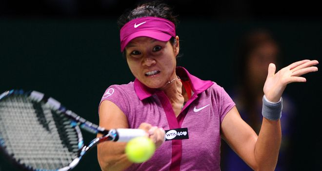 Li Na: Eased through as other seeds fell in Shenzhen