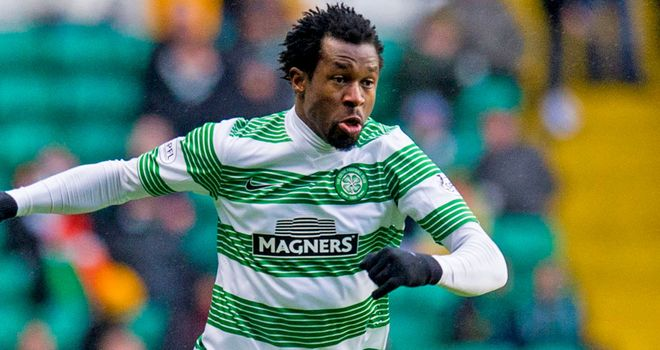 Efe Ambrose: Celtic defender happy with domestic form