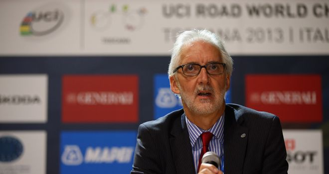 Brian Cookson wants to attract new audiences to cycling