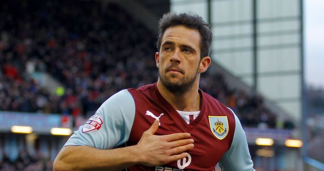 Danny Ings: Scored his 17th and 18th of the season