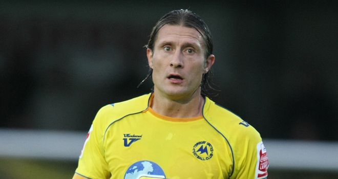 Chris Hargreaves: Led Torquay back to the Football League as captain in 2009