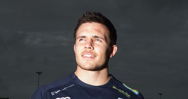 Ellis Jenkins: Signs new deal with Cardiff Blues