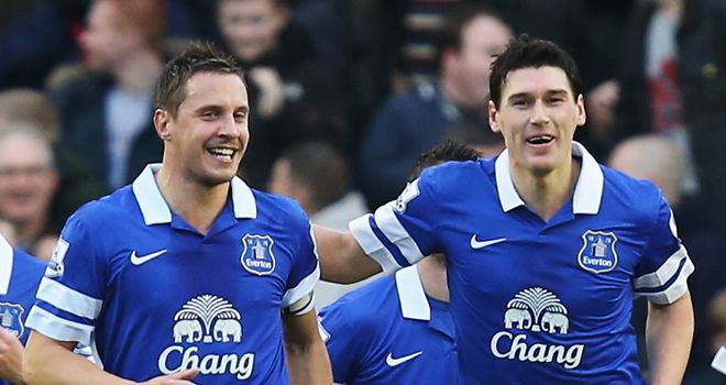 Gareth Barry: Put Everton on their way to win over Norwich