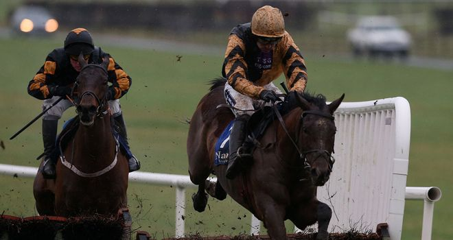 Ivan Grozny earned Triumph Hurdle quotes