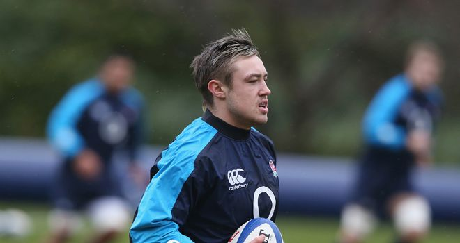 Jack Nowell: Praised by club coach Rob Baxter